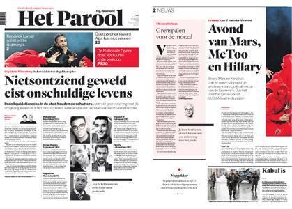 Het Parool – 29 januari 2018