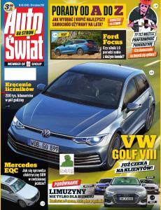 """Tygodnik """"Auto Świat"""" • 30 września 2019"""