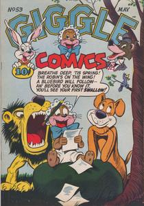 Giggle Comics 053 ACG May 1948 c2c titansfan+Conan the Librarian