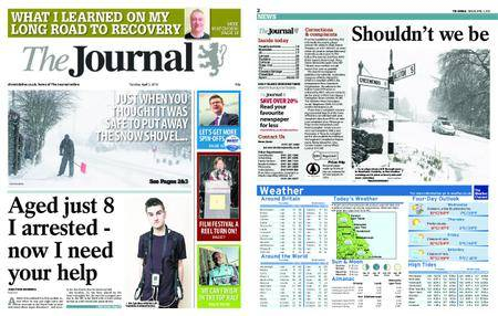 The Journal – April 03, 2018
