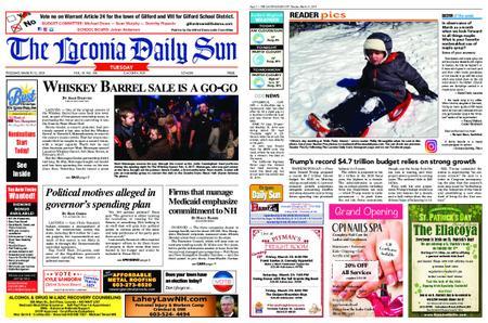 The Laconia Daily Sun – March 12, 2019