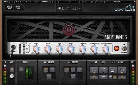 STL Tonality Andy James v1.0.1 WiN