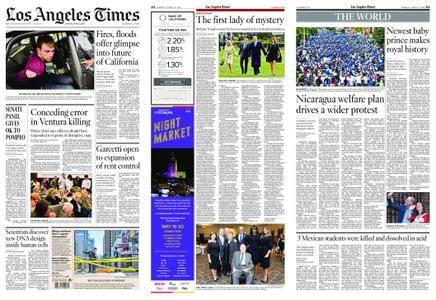 Los Angeles Times – April 24, 2018