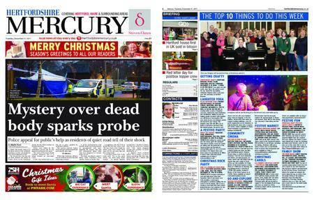 Hertfordshire Mercury – December 21, 2017