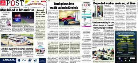 The Guam Daily Post – January 06, 2019