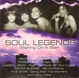 VA - Soul Legends - Wishing On A Star (2004)