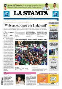 La Stampa Torino Provincia e Canavese - 1 Luglio 2018