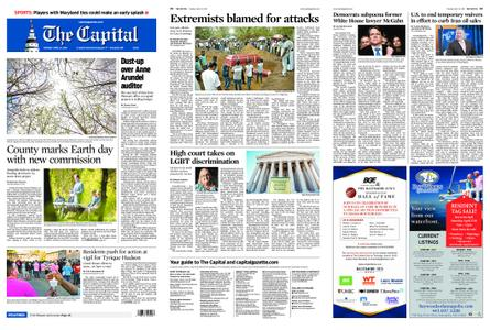 The Capital – April 23, 2019