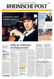 Rheinische Post – 11. Januar 2020