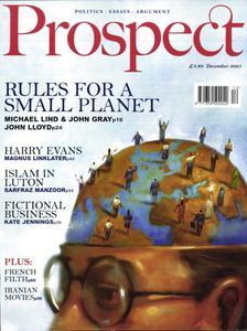 Prospect Magazine - December 2001