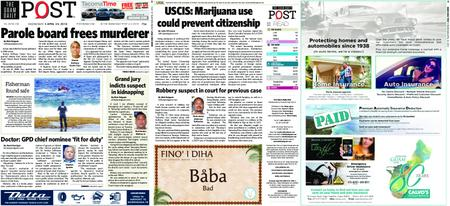 The Guam Daily Post – April 24, 2019