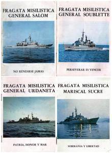 Fragatas Misilistica de Venezuela