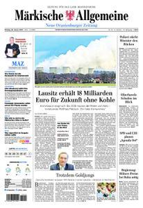 Neue Oranienburger Zeitung - 28. Januar 2019