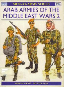 MAA #194 ''Arab Armies of the Middle East Wars 2''