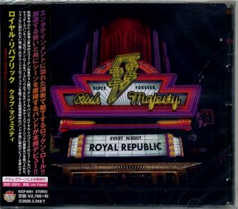 Royal Republic - Club Majesty (2019) {Japanese Edition}
