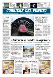 Corriere del Veneto Padova e Rovigo – 03 luglio 2019