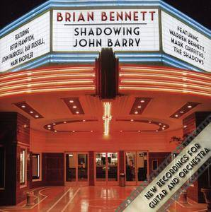Brian Bennett - Shadowing John Barry (2016) [Re-Up]