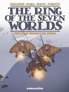 Humanoids-The Ring Of The Seven Worlds Vol 01 The Calm Before The Storm 2021 Hybrid Comic eBook