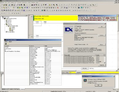 OMRON CX-ONE 4.1 with Updates