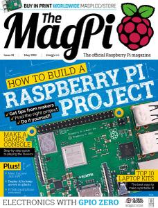 The MagPi - May 2019
