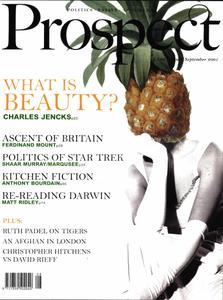 Prospect Magazine - August - September 2001