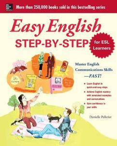 Easy English Step-by-Step for ESL Learners: Master English Communication Proficiency - FAST! (Repost)