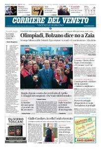 Corriere del Veneto Vicenza e Bassano - 14 Marzo 2018