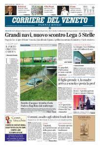 Corriere del Veneto Padova e Rovigo - 9 Giugno 2018