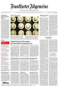 Frankfurter Allgemeine Zeitung F.A.Z. - 12. Oktober 2017