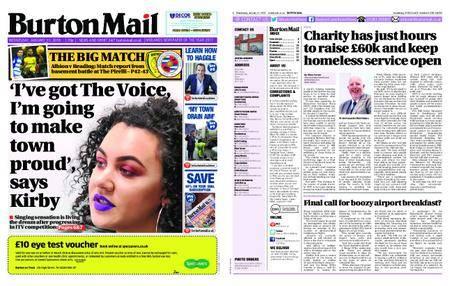 Burton Mail – January 31, 2018