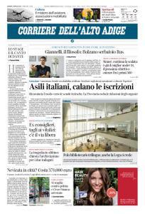 Corriere dell'Alto Adige - 4 Aprile 2019