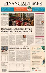 Financial Times Europe - March 29, 2021