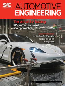 Automotive Engineering - October 2020