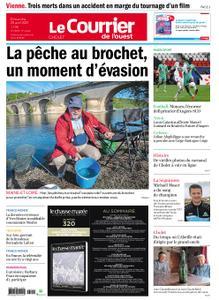 Le Courrier de l'Ouest Cholet – 25 avril 2021