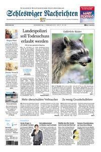 Schleswiger Nachrichten - 01. Februar 2018