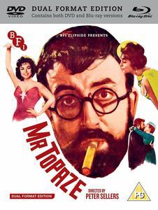 Mr Topaze (1961)