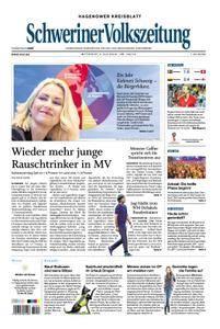 Schweriner Volkszeitung Hagenower Kreisblatt - 04. Juli 2018