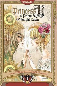 Tokyopop-Princess Ai The Prism Of Midnight Dawn Vol 01 2020 Hybrid Comic eBook