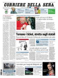 Il Corriere della Sera (29-06-2011)