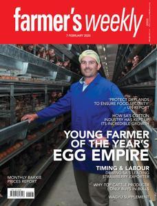 Farmer's Weekly - 07 February 2020