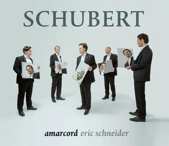 Amarcord, Eric Schneider - Schubert (2016)