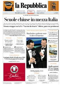 la Repubblica - 3 Marzo 2021