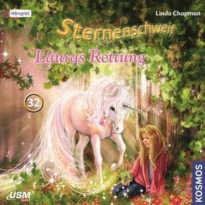 «Sternenschweif - Folge 32: Lauras Rettung» by Linda Chapman