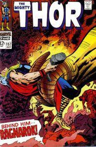 The Mighty Thor v1 157