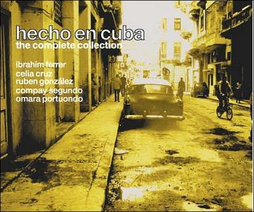 Ibrahim Ferrer - Hecho En Cuba (2002)