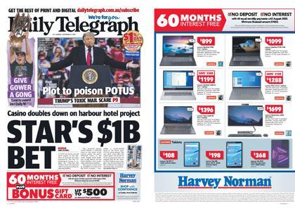 The Daily Telegraph (Sydney) – September 21, 2020