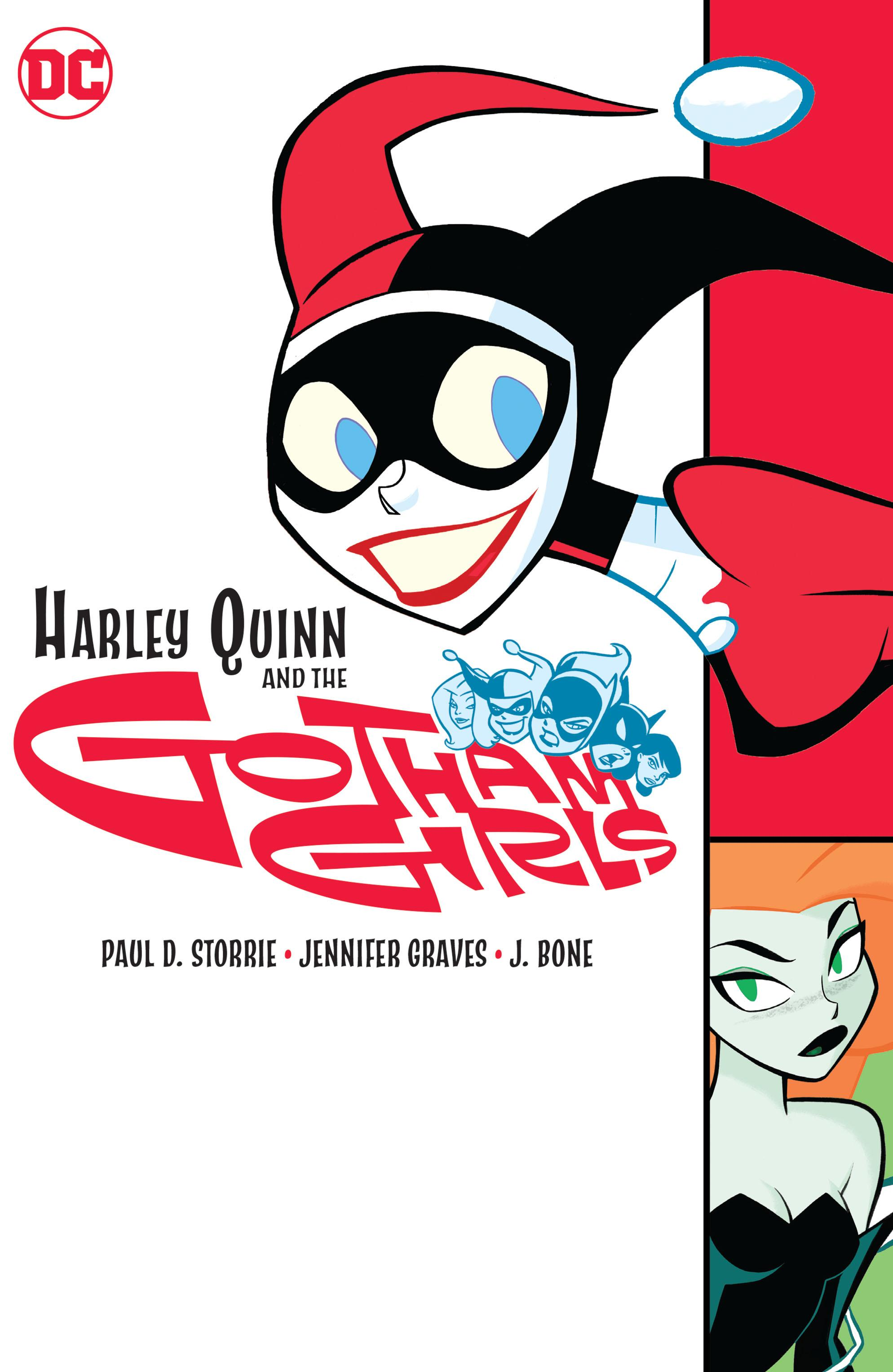 Harley Quinn and the Gotham Girls (2020) (digital) (Son of Ultron-Empire