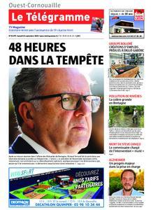 Le Télégramme Ouest Cornouaille – 14 septembre 2019