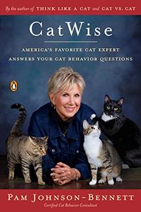 CatWise: America's Favorite Cat Expert Answers Your Cat Behavior Questions (Repost)