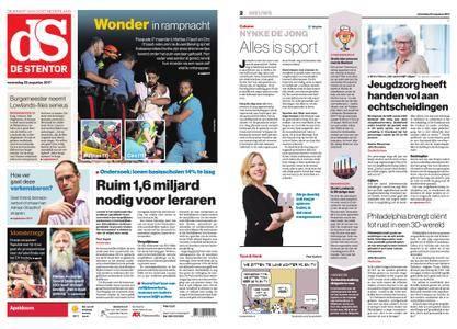 De Stentor - Apeldoorn – 23 augustus 2017